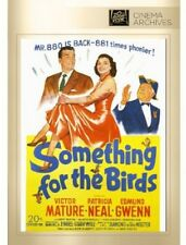 Something for the Birds (2013, DVD NEUF) DVD-R/BW