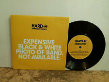 "HARD-FI  Suburban Knights    7"" single  vinyl      MINT !!"