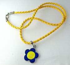 DAISY CHARM Necklace Young Girl Scouts, Journey Christmas GIFT Sturdy Lanyard