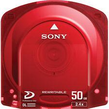 Sony PFD50DLA XDCAM 50GB Disc. 50x Pack - NEW! $28 ea.