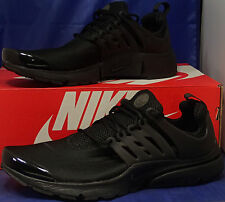 Nike Air Presto Triple Black SZ L ( US 11-12 ) { 305919-009 }