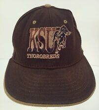 Kentucky State University Thorobreds Fitted Baseball Hat by New Era Size 6 3/4