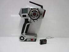 USED Spektrum DX3C DSM 3-Chan Radio System 2.4Ghz  with SRS4210 RX OZRC