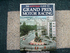 THE GUINNESS GUIDE TO GRAND PRIX MOTOR RACING BY ERIC DYMOCK