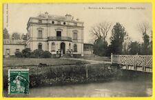 cpa 28 Environs de Maintenon PIERRES (Eure et Loir) CHÂTEAU VILLA Propriété GAIL