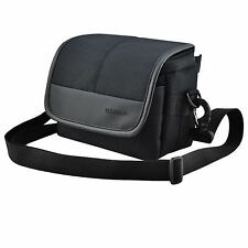 Compact System Camera Bag For Olympus STYLUS 1s,TG-Tracker,PEN‑F,E-PL7,E-PL8