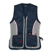 Beretta Silver Pigeon Vest Red, White, Blue GT30 Size Large Make an Offer