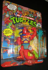 TEENAGE MUTANT NINJA TURTLES HOTHEAD DRAGON WARRIOR PLAYMATES MOC TMNT 1990