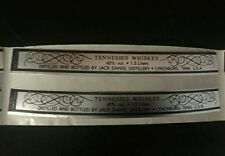 Vintage Jack Daniels Bell Of Linclon Silver 1.50L Domestic Neck Wrap - Whiskey