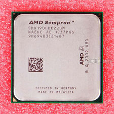 AMD Sempron X2 190 2.5 GHz Dual-Core CPU Processor SDX190HDK22GM  Socket AM3