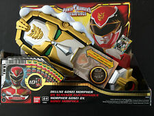 POWER RANGERS MEGAFORCE DELUXE GOSEI MORPHER BRAND NEW  RARE