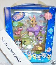 Littlest Pet Shop Spring Basket LPS 502 503 505 506