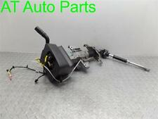 07 08 09 10 LINCOLN NAVIGATOR STEERING COLUMN WITH KEY AND COMBO SWITCH