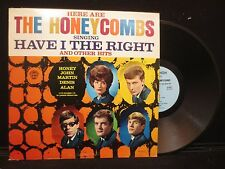 The Honeycombs - Have I The Right and Other Hits Pye Records IN-88001