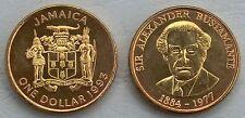 Jamaika / Jamaica 1 Dollar 1993 p145a unz.