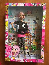 tokidoki Barbie doll / Collector Gold Label / Tattoos / Signed