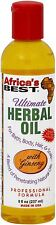 Africas Best Ultimate Herbal Oil 8 oz