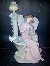 Member's Mark Hand-Painted Porcelain Angel Holiday Collection 2005