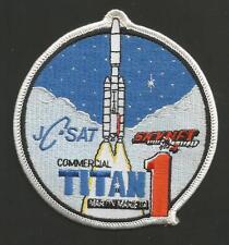 """C-SAT SKYNET COMMERCIAL TITAN 1   4 """"  PATCH *"""