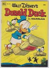 L0143: Donald Duck, Dell Four Color #394;Fine Condition
