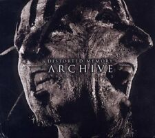DISTORTED MEMORY Archive + Hand of God 2CD Digipack 2011 LTD.500