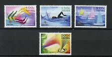 Aruba 2016 MNH Summer Olympic Games 4v Set Sailing Swimming Rio Olympics Stamps