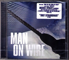MAN ON WIRE Michael Nyman OST CD Eric Satie Gnossienne Gymnopedie Pascal Roge