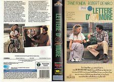 Lettere d'amore (1989) VHS