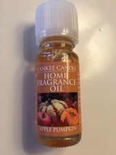 Yankee Candle Home Fragrance Oil APPLE PUMPKIN- Usa Release