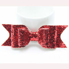 Sequins Big Bowknot Barrette Hairpin Hair Clip Lady Girls Styling Hair Accessory