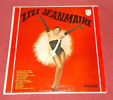 ZIZI JEANMAIRE LP ORIG ARGENTINE MON TRUC EN PLUMES