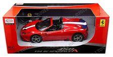 RASTAR R/C 1:14 REMOTE RADIO CONTROL CAR - FERRARI 458 SPECIALE A