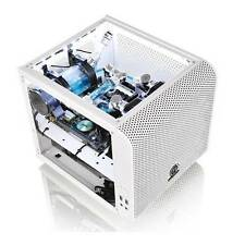 Thermaltake Core V1 Snow Edition CA-1B8-00S6WN-01 No Power Supply Mini-ITX Cube