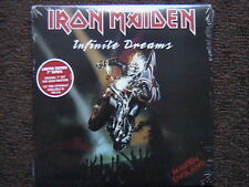 "IRON MAIDEN ""INFINITE DREAMS"" / ""KILLERS"" FACTORY SEALED PICTURE SLEEVE  7"" 45"