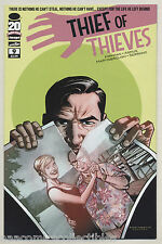 Thief of Thieves #9 2012 1st Printing Robert Kirkman James Asmus Martinbrough