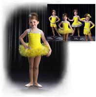 Tutu Ballet Dance Costume Silver LEMONDROP Mix N Match XS,CS,6X7,CL,XL,AS,AM,AXL
