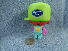 "McDonald's 2008 American Idol Lil' Hip Hop Plastic Figure 3 3/4"" Happy Meal Toy"