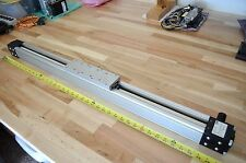"41"" Parker ERB50 x600mm Belt-Drive Electric Rodless Linear Actuator -THK CNC DIY"