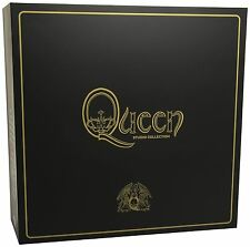Queen Studio Collection 15 x Coloured Vinyl Albums Box Set + Download Code - New