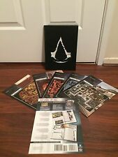 Assassin's Creed Revelations Collectors Edition Guide Book With Bonus Hard Maps