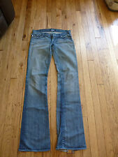 WOMENS ROCK AND REPUBLIC DESIGNER JEANS SIZE 26/FANCY POCKETS
