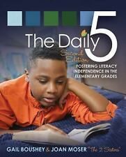 Brand New!  Free Shipping! THE DAILY 5: Fostering Literacy in the Elem - 2nd Ed