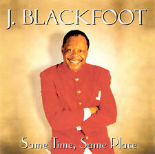 Blackfoot, J.: Same Place Same Time  Audio Cassette