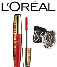 L'OREAL VOLUME MILLION LASHES EXCESS MASCARA BLACK **BRAND NEW & SEALED**