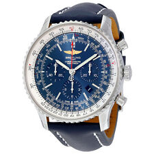 Breitling Navitimer 01 Blue Mens Watch AB012721-C889BLLT