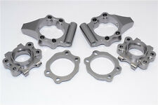 HPI Baja 5B RTR, 5B SS, 5T Upgrade Parts Aluminum Rear Knuckle Arm - Grey Silver