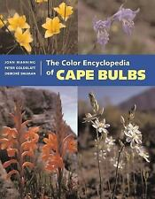 The Color Encyclopedia of Cape Bulbs-ExLibrary
