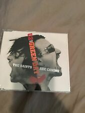 "U2 & GREEN DAY ""The Saints Are Coming"" ORIGINAL 2006 CD Single Sealed"