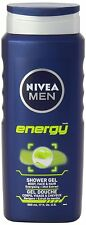 NIVEA MEN ENERGY GEL DOCCIA, 500ml
