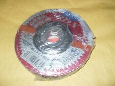 Norton BDX A24R-BF43 125mm Angle Grinding Wheel Pack (5) - As Photo